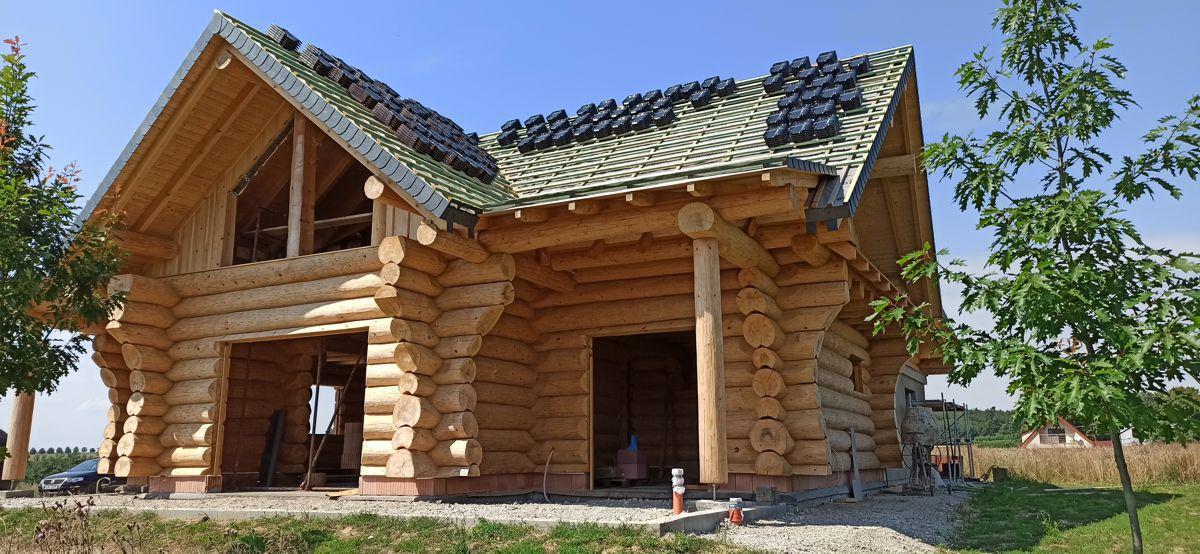 Stavby srubů a roubenek